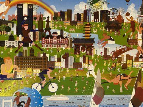 Olympicカレンダー